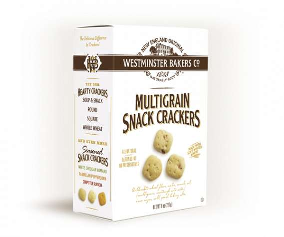 Multigrain Snack Crackers