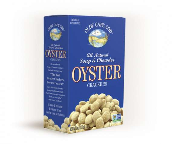 Old Cape Cod Crackers - Oyster
