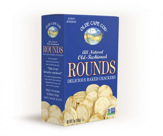 Old Cape Cod Crackers - Rounds