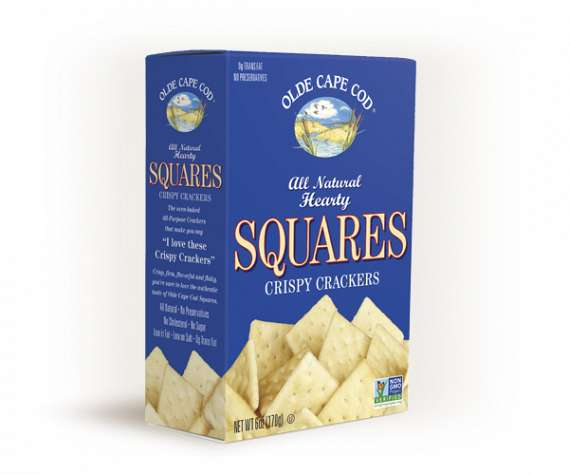 Old Cape Cod Crackers - Squares