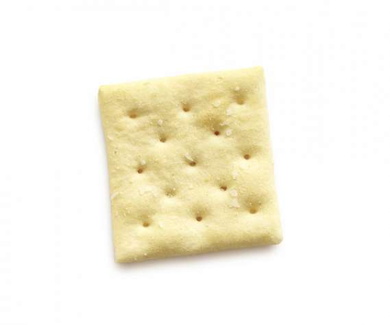 Square Hearty Crackers