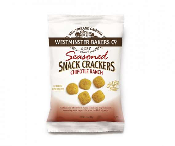 Seasoned Chipotle Ranch Snack Crackers