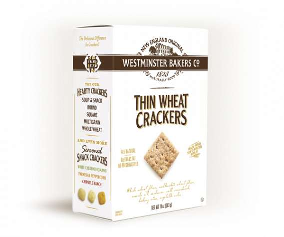 Thin Wheat Crackers