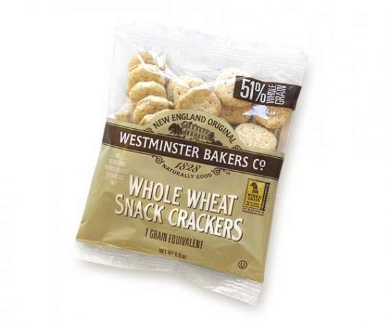 Whole Wheat Snack Crackers
